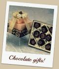 Chocolate Birthday Gift Truffles