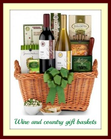 best wine and country gift baskets