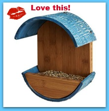 Voted Best Bird Feeder