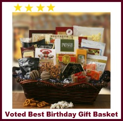 Voted Best Birthday Gift Baskets