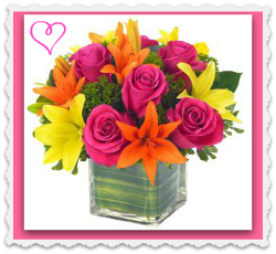 beautiful birthday gift flowers