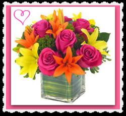 beautiful birthday gift flowers