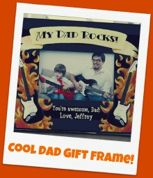 cool gifts for dad that rock