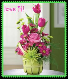super cute birthday gift flower