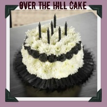 silly over the hill cakes