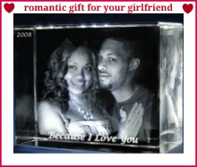 cute romantic gifts for girlfriend