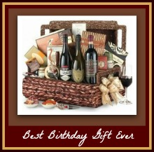 luxury wine and cheese gift baskets
