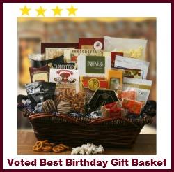 Voted Best Birthday Gift Baskets