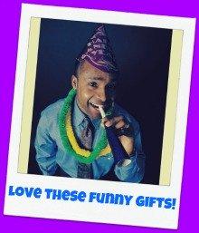 Silly Gag Birthday Gift